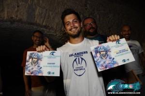 """SEASON MVP e Premio """"FABIO BAGGIO"""": Riccardo Sportillo"""